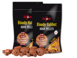 Bloody Halibut Hook Pellets (150 gr)