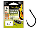 Method Feeder Rig + Bait Band 10 st.