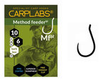 Karperhaken Carplabs Method Feeder Barbless 6 st.