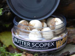 Wafters Two Tone 16 mm. Butter Scopex