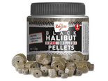 Black Halibut Pellets Voorgeboord (120 gr)