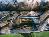 Slaapzak All Seasons Skills Camo Logo