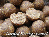 Boilies | Toasted Hennep / Kaneel