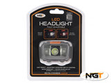 NGT LED Headlight Cree 01