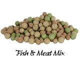Bulk Deal Boilies Fish & Meat Mix 16 + 20 mm (5 kg)