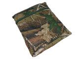 Camouflage Regenpak opberghoes