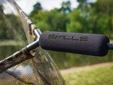 Karper Schepnet Camo 112 cm + Steel + Net Float Skills Tackle