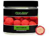Pro Line Coated Pop-Ups 15 mm | Garlic & Robin Red