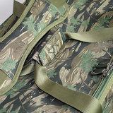 Karper tas camouflage kleur