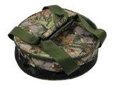 Karperaas tas Camouflage + deksel NGT