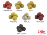 Feeder Boilies 8 mm Carpzoom