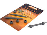 Tungsten Heli-Chod Rubber & beads set | Large Weed