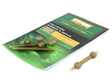 Heli-Chod Rubber & beads set Weed (Large)
