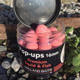Pop-ups | Premium Squid & Fish