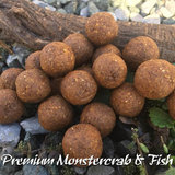 Boilies | Premium Monstercrab & Fish 20 mm