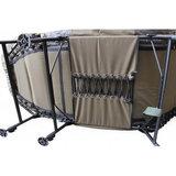 Karper Bedchair Camo Condor 8 leg