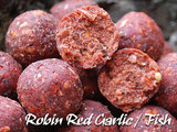 Boilies   Robin Red Garlic / Fish