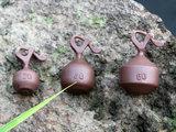 Karper Quick Lock Backlead   Toplood gewichten