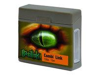 Basilisk Combi Link 15 m. Onderlijn materiaal (25 lb)