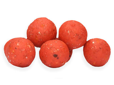 Strawberry Boilies 20 mm 5 kg. XL Baits