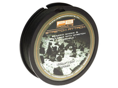 Stretch Attack Shockleader 40lb 10 m. | PB Products