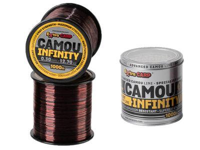 Infinity Camouflage Karperlijn 1000 m.
