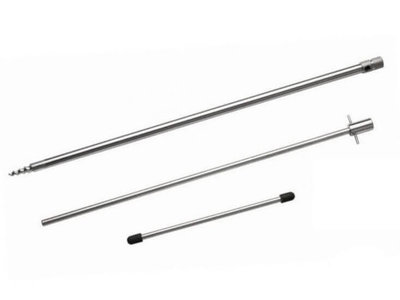 RVS Drill Bankstick 50-90 cm / 80-140 cm