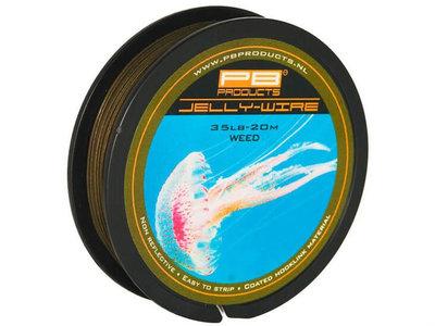 Jelly Wire 25lb (onderlijn materiaal) (PB Products) Weed