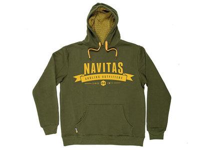 Outfitters Hoodie Groen | Navitas