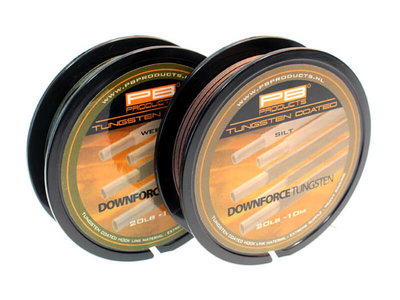 DownForce Tungsten Coated Hooklink 10 m. (PB Products)