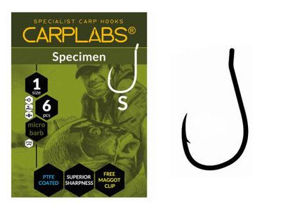 Karperhaken Carplabs Specimen 6 st.