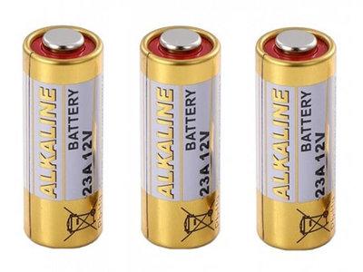 12V 23A batterijen Alkaline (3 st.)
