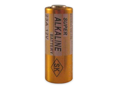 23A 12V batterij (Alkaline)