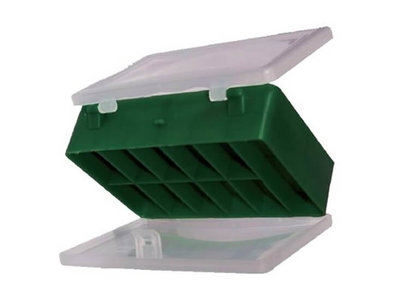 Mini Tacklebox Dubbel | Karper Opbergbox