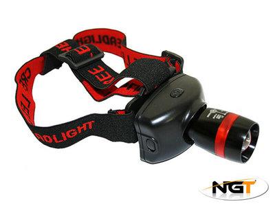 Hoofdlamp Q5 Deluxe (170 meter) | NGT