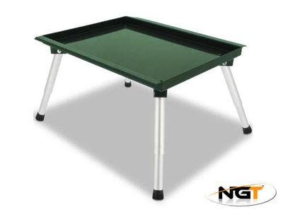 Bivvy Tafel Aluminium 38 x 32 cm. | NGT