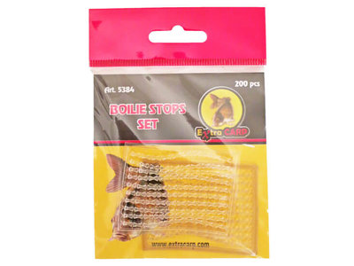 Boilie Stoppers Soft 200 st.