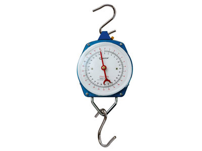 Karper Weegschaal | Weegklok 25 kg. / 55 lb