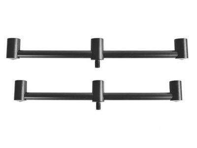 Buzzerbar set 3-rod Zwart (2 st.)