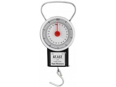 Karper Weegschaal + Meetlint 22 kg.