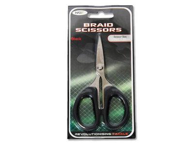 Karper Schaar RVS | Braid Scissors NGT