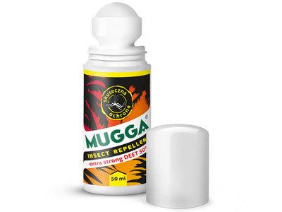 Mugga 50% DEET Roller 50 ml.