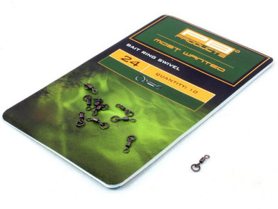 Bait Ring Swivel 10 st. (PB Products)