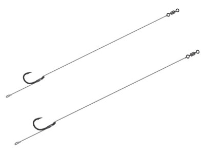 Classic Boilie Rig   Karper onderlijn 25 lb (19 cm) (Jenzi)