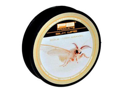Silk Wire 10 m. Onderlijn materiaal (PB Products)