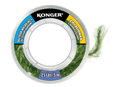 Wier Leader Camo Weed Donker 5 m.
