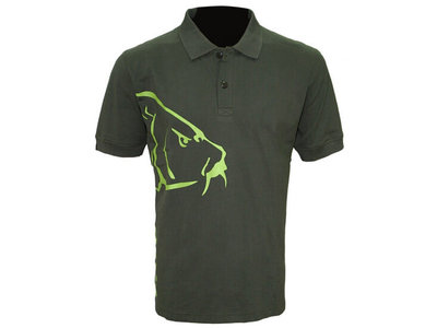 Karper Polo T-Shirt Groen