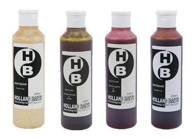 Bait Soak Flavours 250 ml.