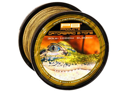 Gator Braid 2-Tone (1000 meter) (PB Products)