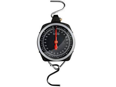 Weegschaal + Verlichting 50 kg.